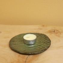 Tanierik na čajovú sviečku